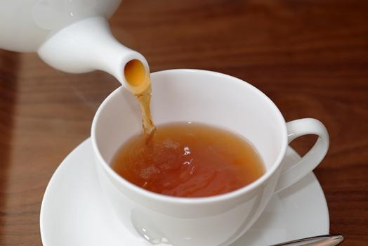 紅茶の美味しい淹れ方画像